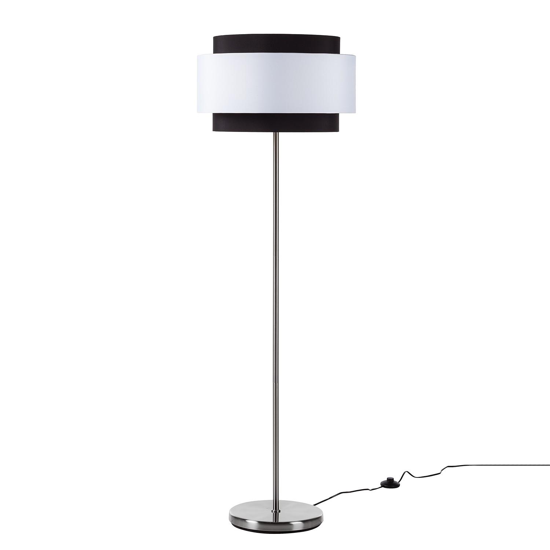 Stehlampe Schwarz Home24