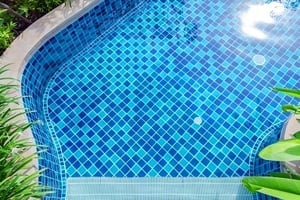cost of pool tiles and retiling