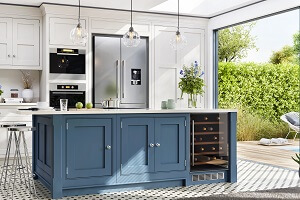 2021 cost to build a kitchen island