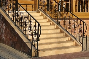 2020 Wrought Iron Railing Cost Install For Stair Porch Balcony | New Stair Railing Cost | Staircase Ideas | Glass Railing | Staircase Design | Stair Parts | Wooden Stairs