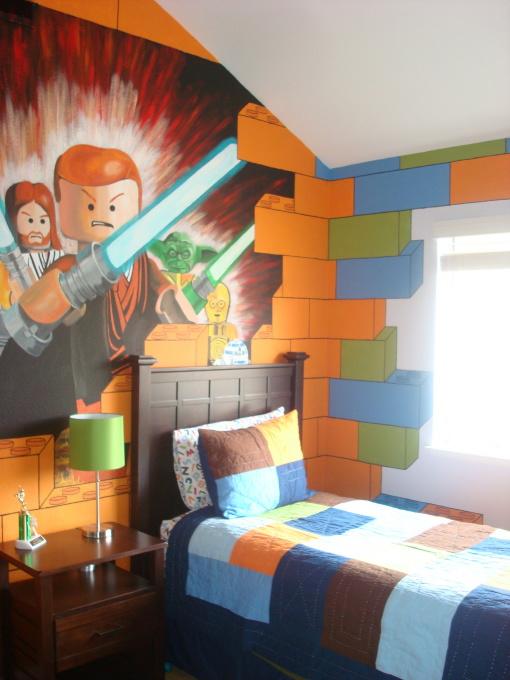 Lego Room Photos