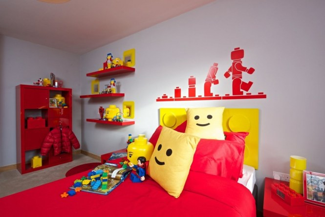 Gallery Of Lego Bedroom Decor Ideas For Home Interior Design With Decorating