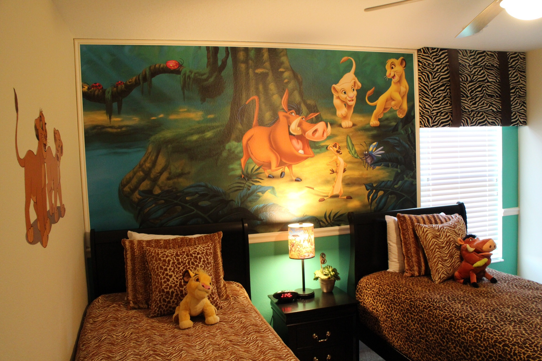 Jungle Bedroom Ideas For Kids Novocom Top
