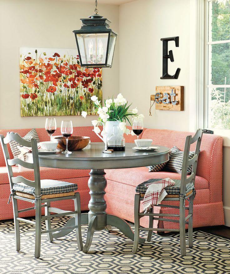 Sofa Kitchen Nook Kitchen Design