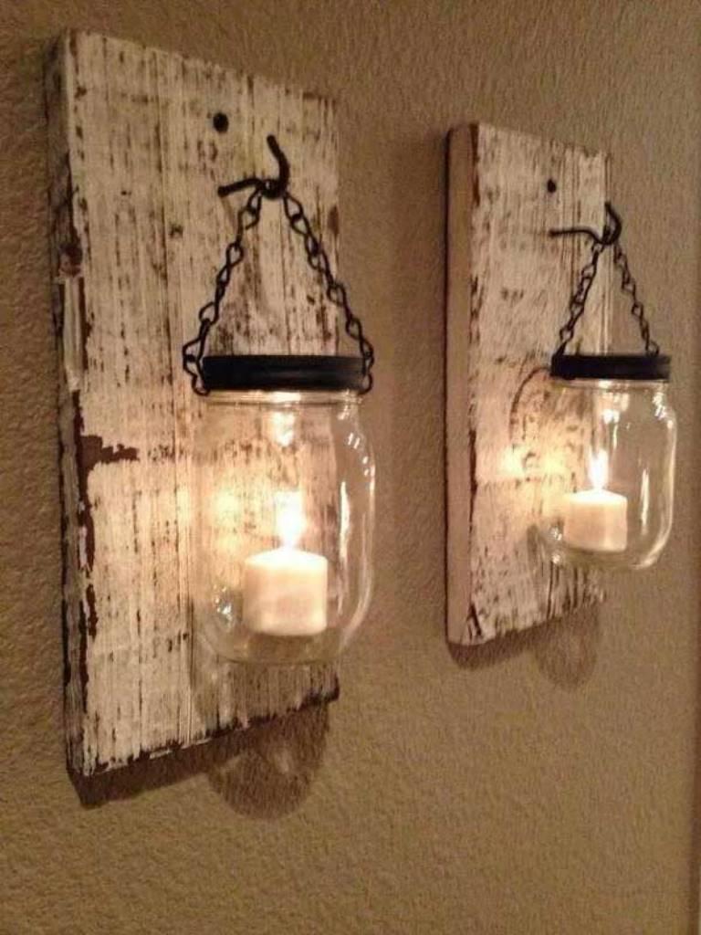Rustic farmhouse decorating ideas pinterest. inspiring bedroom to ...