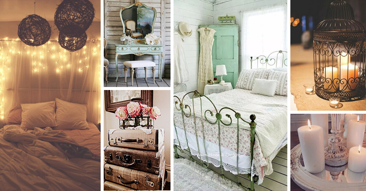 33 Best Vintage Bedroom Decor Ideas And Designs For 2017