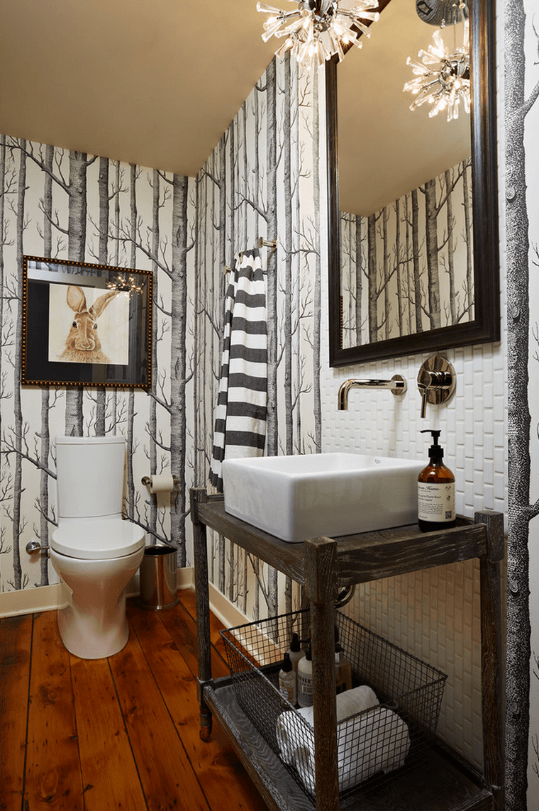 32 Best Small Bathroom Design Ideas and Decorations for 2017