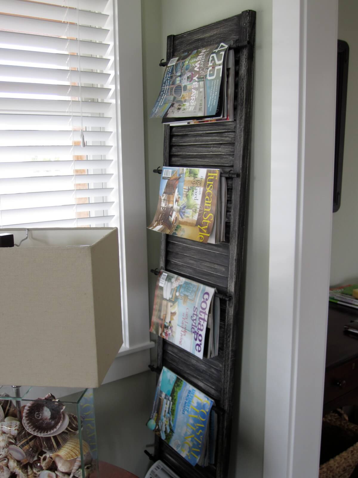 Diy Home Decor 18 Ways To Repurpose Old Shutters Style
