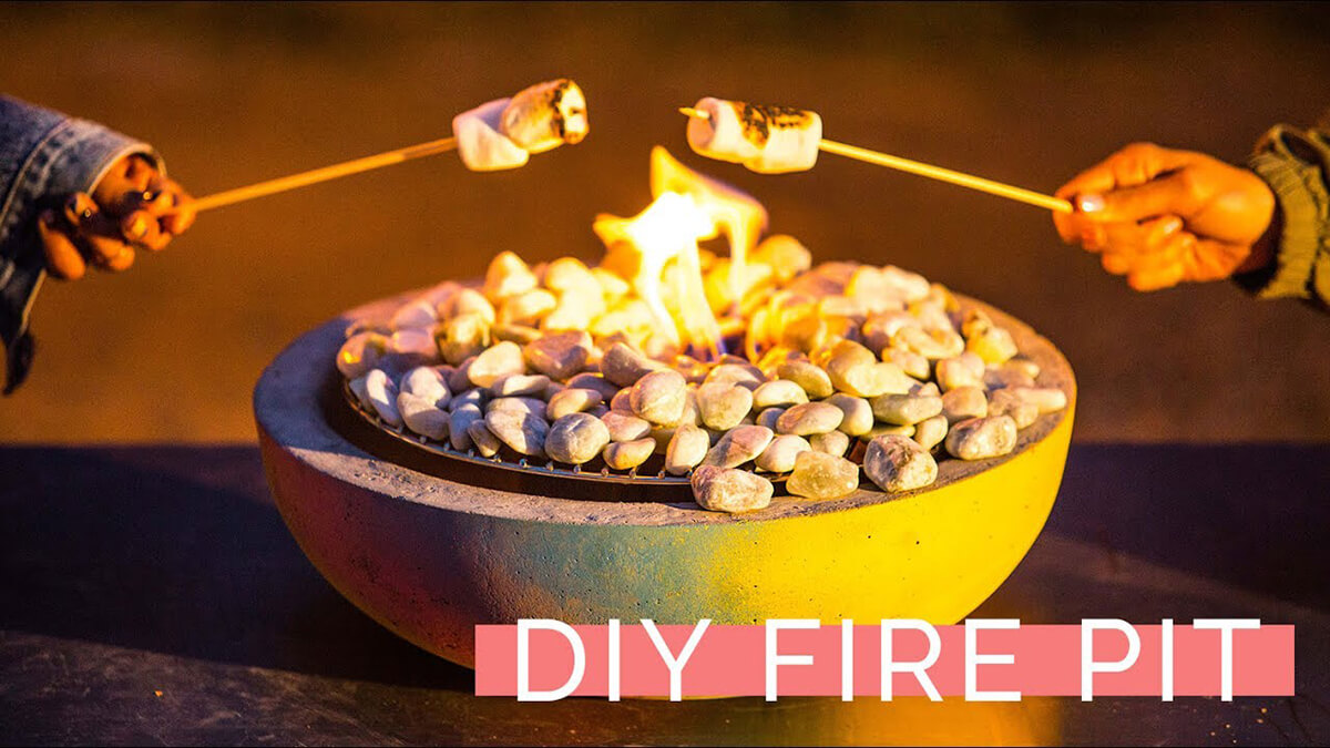 17 Best DIY Table Top Fire Bowls Ideas And Designs For 2017