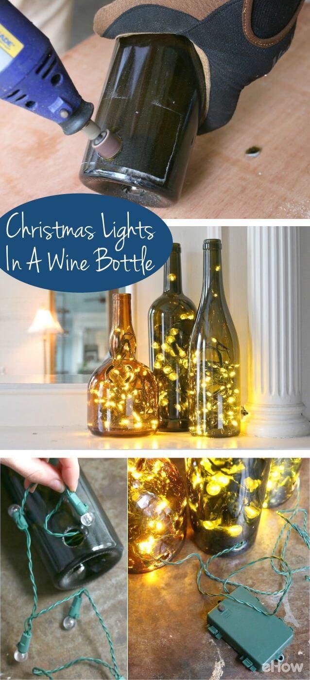 37 Best Repurposed DIY Wine Bottle Craft Ideas And Designs
