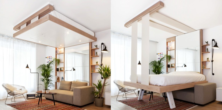 6 Practical Small Space Decorating Ideas Space Saving Solutions