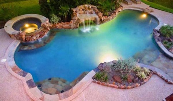 Tropical Dream Pool 1