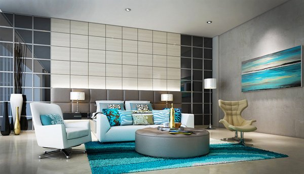 gray and turquoise living room decorating ideas | roselawnlutheran