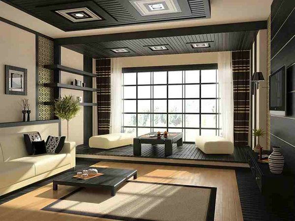 japanese word for living room