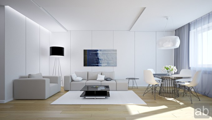 Grey And White Living Room Furniture | Thecreativescientist.com