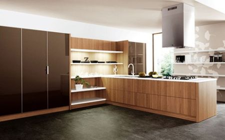 Kitchen design trends from Cesar for the modern and practical types