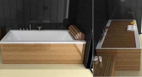 Vitra Noa Bathtub