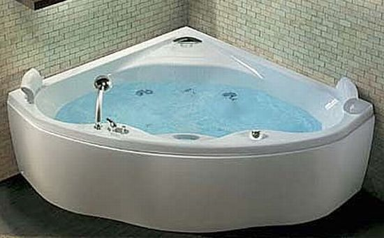 Perfect Corner Bathtub For Your Style