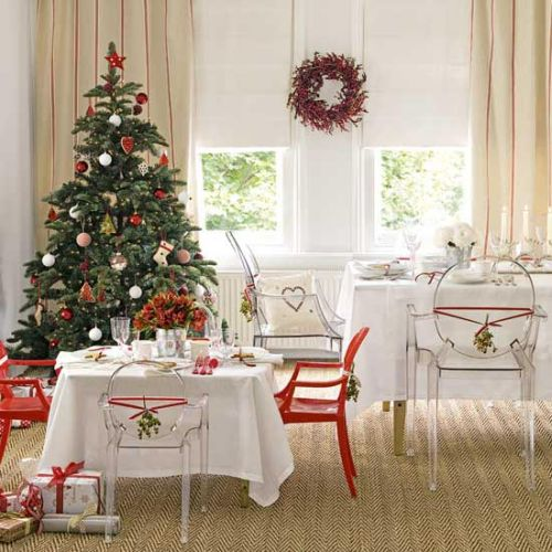Christmas Decoration Ideas Home Interior Ekterior