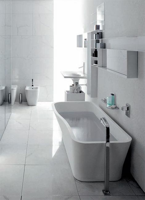 Zucchetti Kos Faraway Bathroom Collection