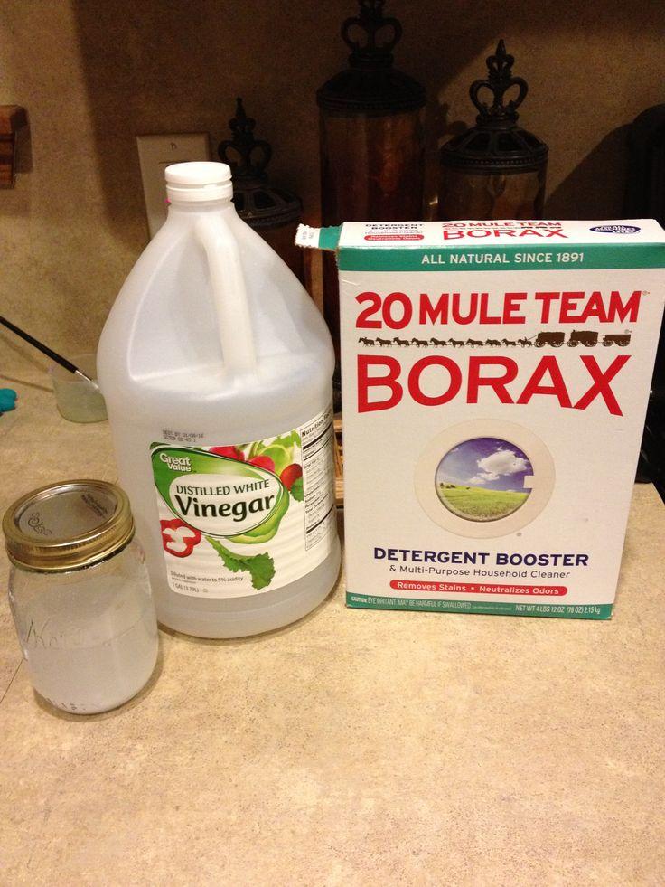 Tub Cleaner Borax Homemade Shower Scum Remover Diy Natural BathTub Cleaner  Borax Amazing Bedroom Living Room Interior Design