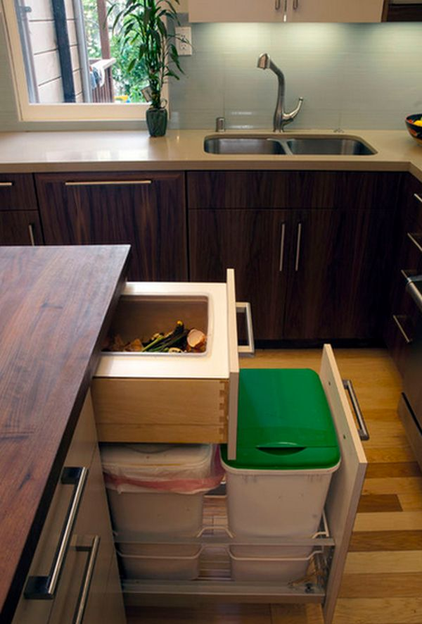 A Few Practical Ways Of Incorporating Dustbins Into Your Home Dcor