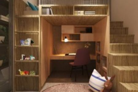 How To Decorate and Furnish A Small Study Room How To Turn A Room Into A Study Space Without Stripping Away Its Character