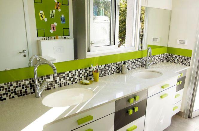 lime green and gray bathroom bathrooms on lime green bathroom decor