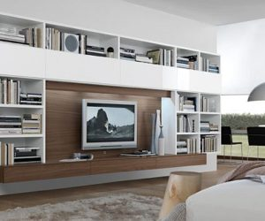 9dd227848f9c Modern Living Room Wall Units Full Of Class And Pizzazz