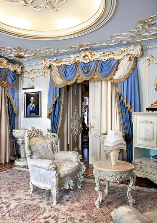 Gorgeous Luxurious Rococo Style Apartment Design By Igor