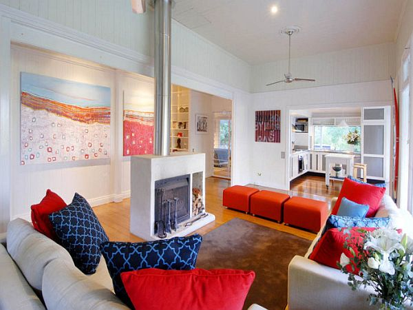 Queenslander Home Interior Design