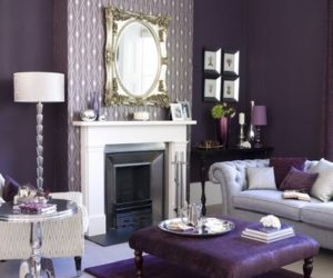 Why Should I Paint My Living Room Yellow. Simple Purple And Green ...