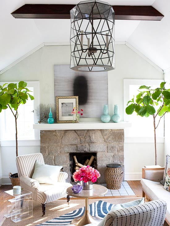 30 Fireplace Mantel Decoration Ideas     View
