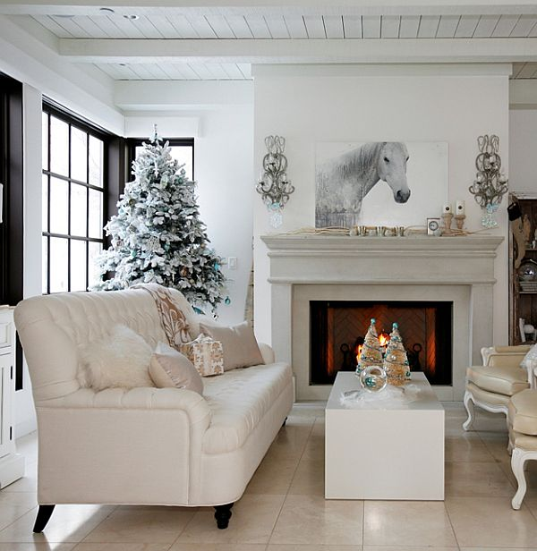 A christmas interior design like no other from Darci Ilich   The Cross View in gallery