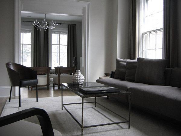 21 Gray Living Room Design Ideas Part 45