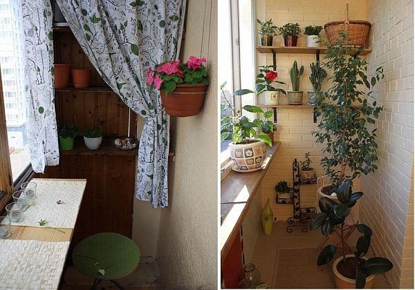 45 Inspiring Small Balcony Design Ideas