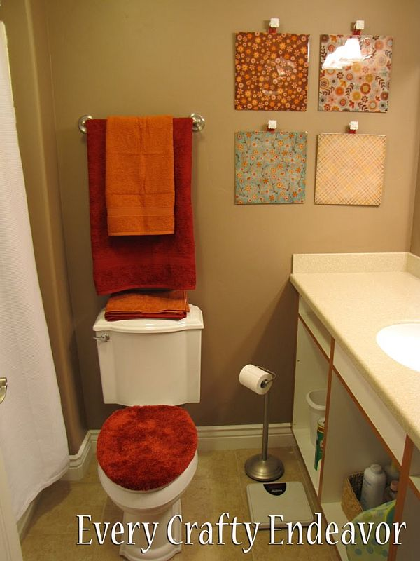 Bathroom Decor Wall Art Ideas Gallery Of 23 Interior