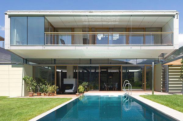 Contemporary Kiko Austrian House