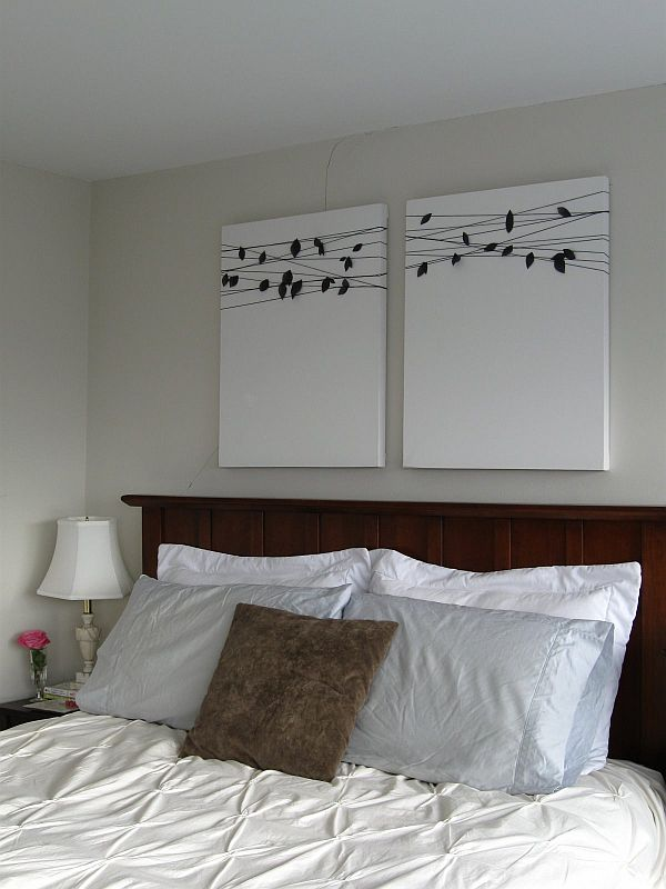 Diy Wall Art Ideas And Do It Yourself Decor For Living Room Bedroom