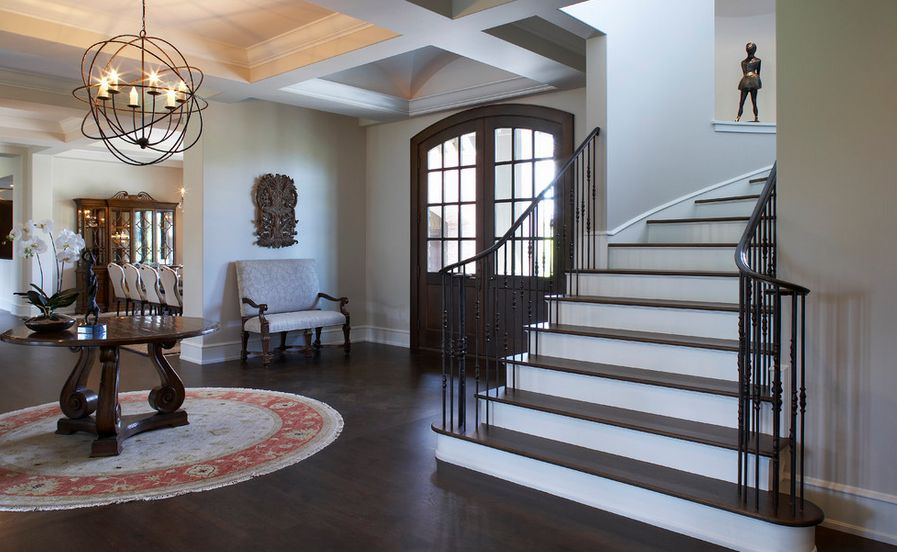Entryway lighting tips. . home decor home lighting blog blog ...