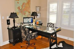 16 Home Office Desk Ideas For Two View In Gallery