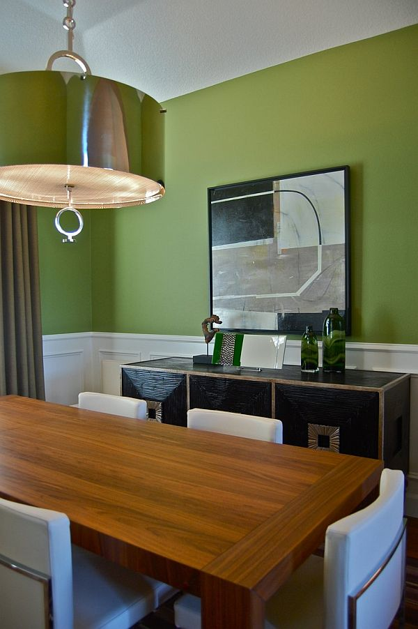 Green Interior Ideas For Your Home
