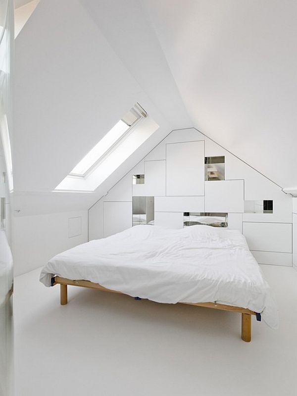 Transpa Attic Bedroom In Belgium. Very Small Attic Bedroom Ideas   Oropendolaperu org