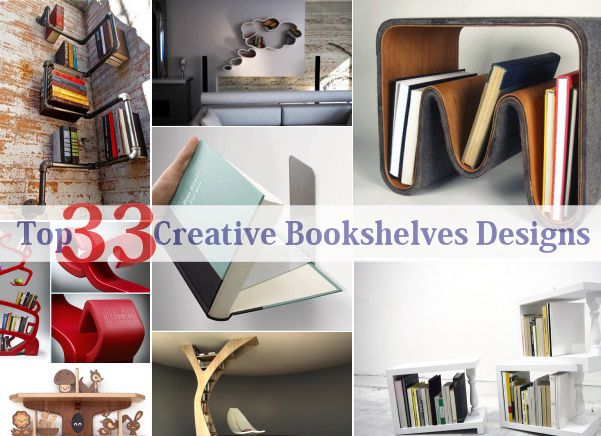 simple bookshelf design ideas