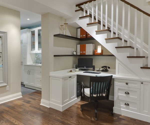 60 Under Stairs Storage Ideas For Small Spaces Making Your House | Cabinet Design Under Stairs | Kitchen | Interior Design | Houzz | Stairs Storage Ideas | Understairs Storage