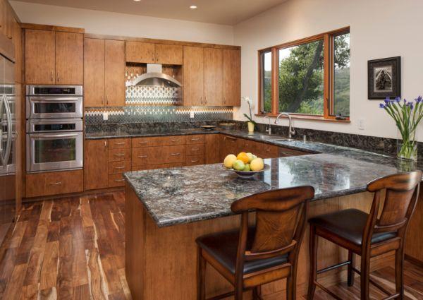 Kitchen Countertops Pictures Granite