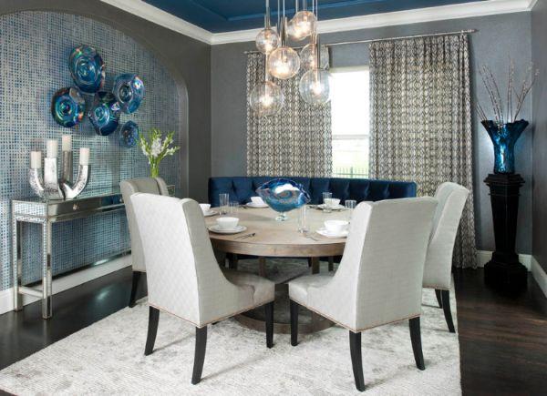 A Few Inspiring Ideas For A Modern Dining Room Décor