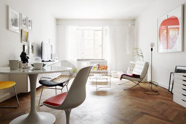 Simple Flat Interior Design