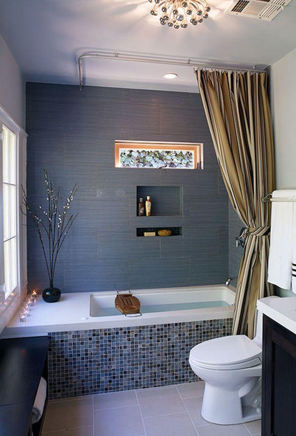 bathroom curtain ideas for all tastes