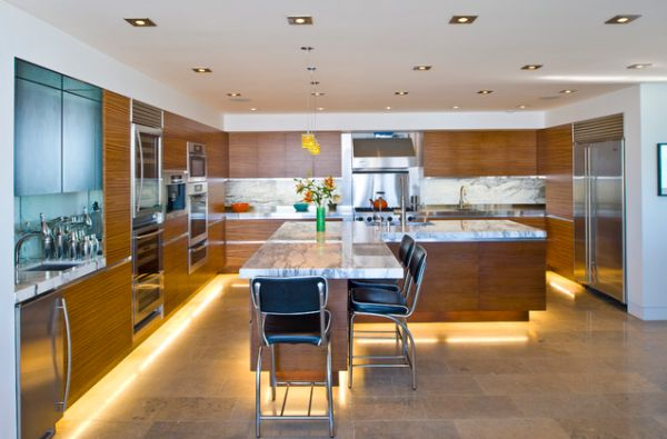 Modern Kitchen Design L Shape